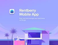 Rentberry Mobile App