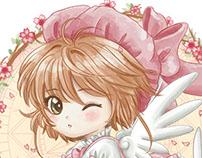 Guirlanda Sakura