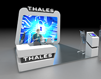 Thales - Stand exhibition