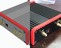 3D Case design. Advanced Vehicle Locator. e-minds