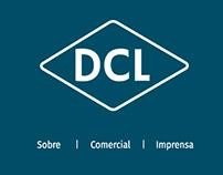 Site Editora DCL