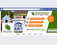 Real Estate Facebook Timeline Cover Photo