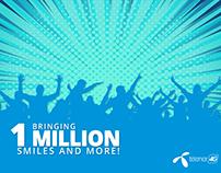 Wowbox 1+ Million MAU Achievement Celebration