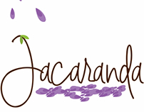 Jacaranda project (passion book) - Adobe Illustrstor