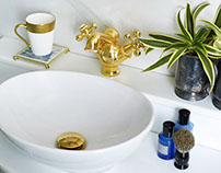 The Opulent Bathroom