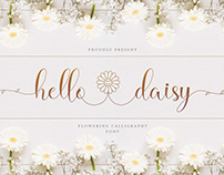 FREE | Hello Daisy - Flowering Script