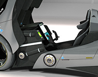 EVE- Electric Vehicle Extreme concept Pod