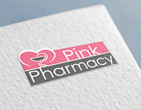 Pink Pharmacy- Logo