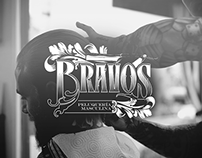 Bravos Branding · Barber Shop