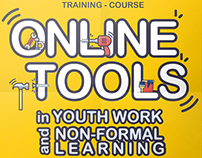 ONLINE TOOLS in youth work and non-formal education