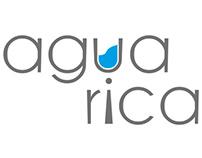 Identidad corporativa Agua Rica