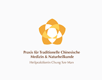 Chung Sze Man Naturopathy (Germany) Brand Identity