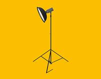 Vector Spotlight Freebie