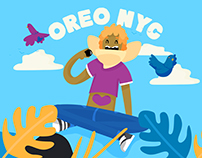 OREO NYC Stories - 2D CAMPAIGN