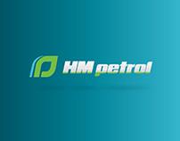 HM petrol branding