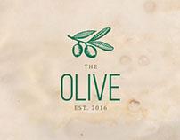 The Olive Logo