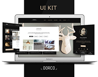 Dorco Studio / UI Kit