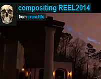 compositing REEL2014