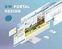 GW Portal Design