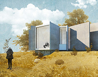 Accommodation for one person 1st Option | Architecture