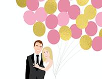 Miss Design Berry - Wedding Print Designs