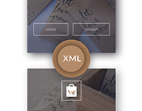 LOVE UI KIT XML
