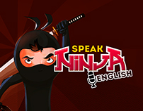 Speak Ninja English - iOS Game/APP