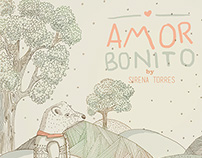 AMOR BONITO by Sirena (illustration in a charm 2)