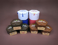 Triple Leaf Tea | Packaging