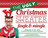 The Ugly Christmas Sweater Jingle & Mingle