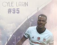 Cyle Larin-Beşiktaş-95-Beşiktaş Wallpaper-Serdar Güneri