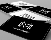 Rebranding DJ Madson Almeida