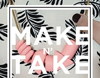Make n' Take Booklet for CAVT