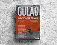 GULAG Archipelago Zig-zag | Ray Langenbach