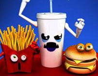 Eat and Die