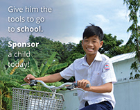 Child Sponsorship Posters