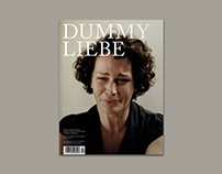 DUMMY Liebe – Magazin Issue No. 17