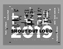 SHOUT OUT LOUD 2019