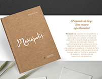 Mariapolis · Branding and Sustainability Strategy