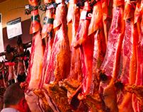 butcher in Spain