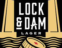 Grain Belt - Lock & Dam Launch