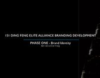 151 Elite Alliance  |  Branding