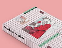 Vaka Valo: Editorial book