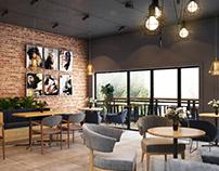 Vinland Coffee the 2nd Floor