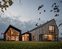 Big Family House by studio Archispektras