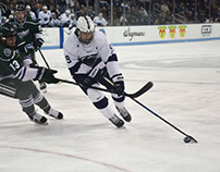 Men's Hockey vs. Mercyhurst