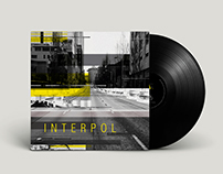 INTERPOL / Vinilo+LP