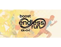 Adidas Boost Endless Run 2015