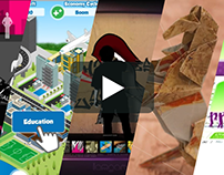Video & Interactive Motion Reel 2006 - 2012