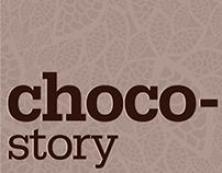 chocostory concept design